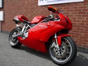 'Daisy' - my Ducati 749s