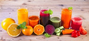Make delicious and healthy juices