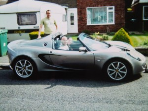 From a Lotus Elise...