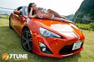 Desirable... the car's not bad, either (GT86)