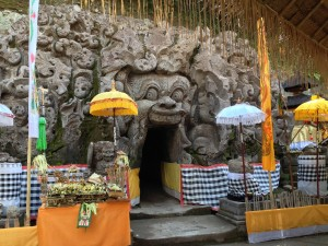 "Goa Gajah - AKA the ""Elephant Cave"""