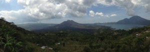 Mount Batur (volcano), Ubud