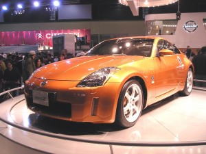 Nissan 350Z - a sensible car option?